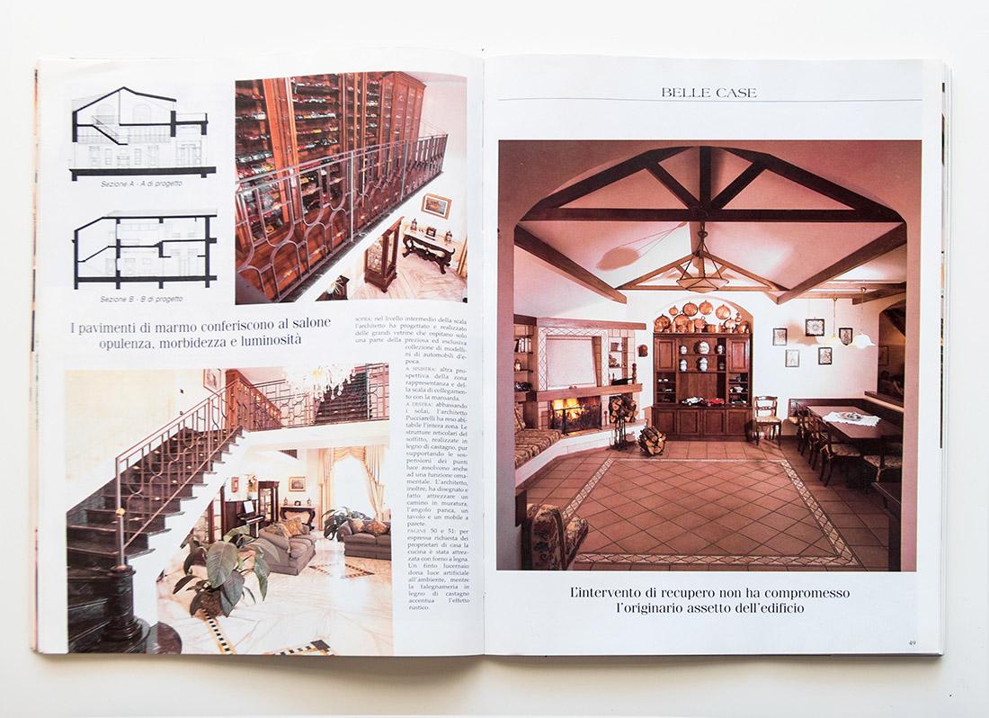 Casa del collezionista, Appartamento del '700, Recupero, Pucciarelli Studio di Architettura, Architetto Napoli