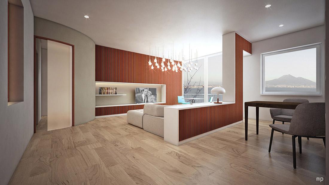 appartamento-marlena-salotto-con-parquet-vomero-vintage-interior-design-napoli