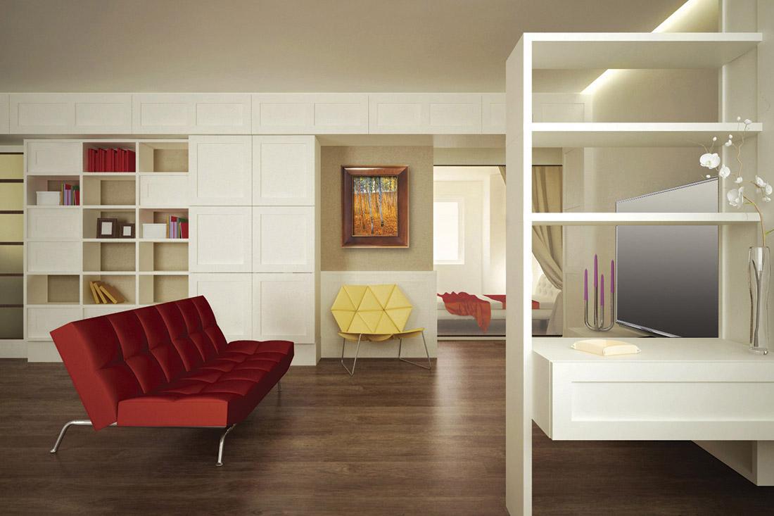 appartamento-sofia-soggiorno-con-parquet-design-di-interni-casoria-napoli