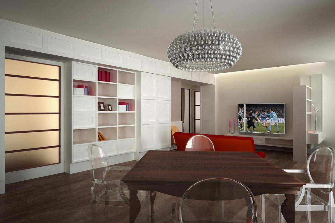 appartamento-sofia-zona-pranzo-con-parquet-design-di-interni-casoria-napoli
