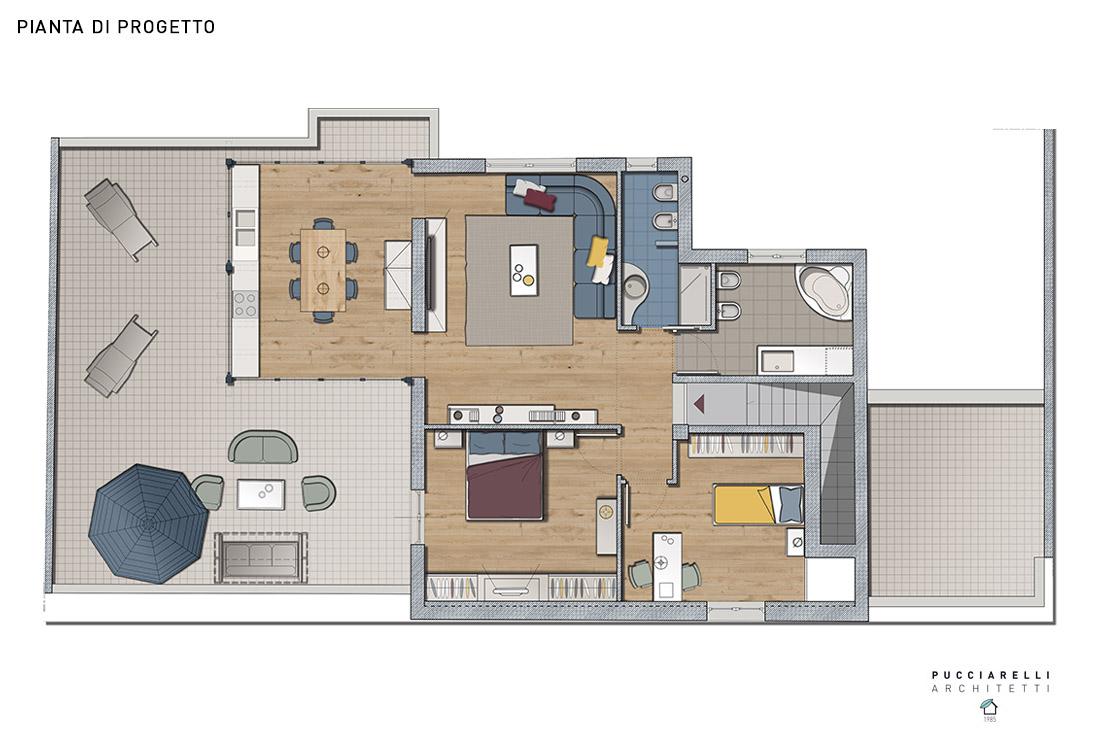 appartamento-spazio-blu-pucciarelli-architetti-moderno-design-pianta-progetto