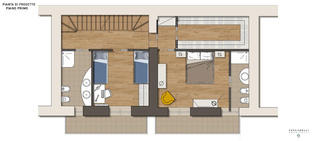 casa-tao-napoli-tufo-a-vista-recupero-moderno-pucciarelli-architetti-pianta-progetto-2